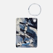 International Space Station Keychains