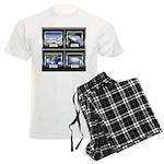 Hurricane Men's Light Pajamas