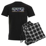 Hurricane Men's Dark Pajamas