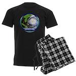 Batten Down Men's Dark Pajamas