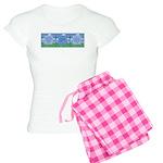 Golf Quotes Aaron Women's Light Pajamas