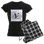 Golf Women's Dark Pajamas