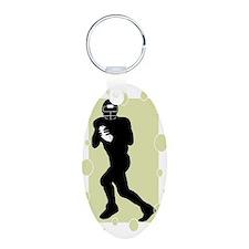 Quarterback Keychains