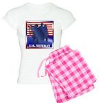 US Veteran Women's Light Pajamas