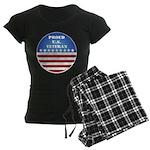US Veteran Women's Dark Pajamas