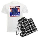 US Veteran Men's Light Pajamas