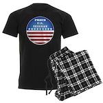 US Veteran Men's Dark Pajamas