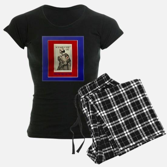 Red Cross Pajamas