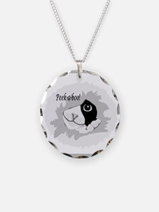 Peek-a-Boo Necklace