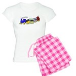 Choo Choo Train Women's Light Pajamas