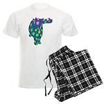 DotDinosaur Men's Light Pajamas