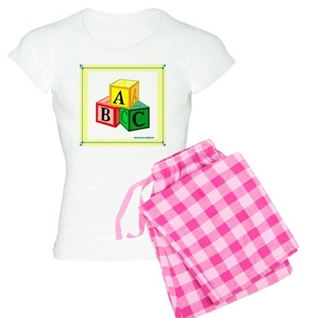 ABCs Women's Light Pajamas