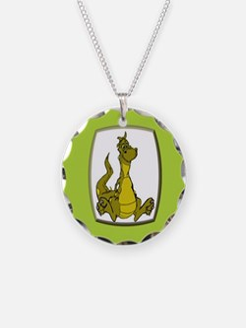 Kid's Dragon 2 Necklace
