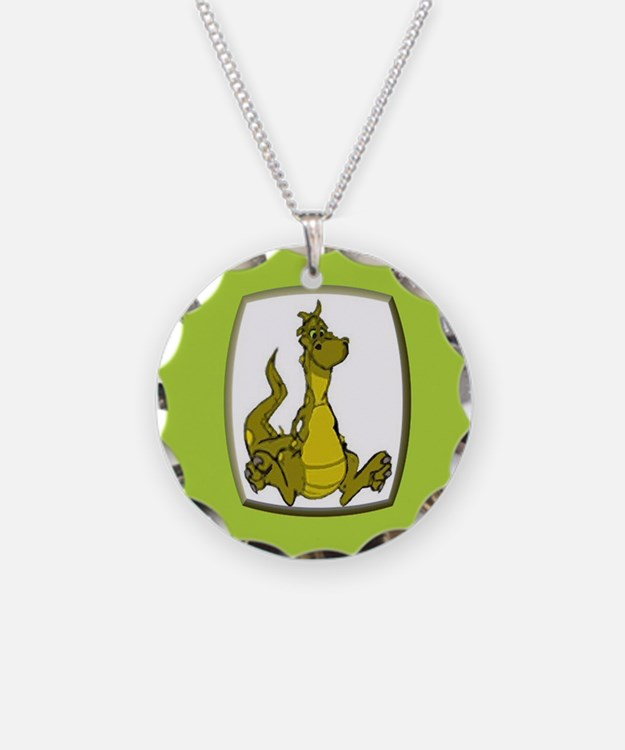 Kid's Dragon 2 Necklace