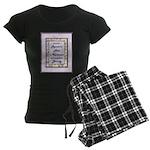 Random Acts Women's Dark Pajamas