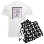 Random Acts Men's Light Pajamas