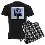 Change Men's Dark Pajamas
