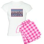 Flamingoes Women's Light Pajamas