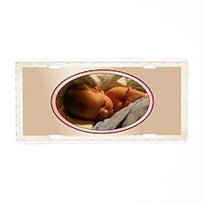 Ruth's Family Aluminum License Plate