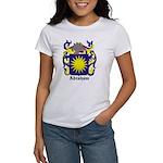 Abraham Coat of Arms Women's T-Shirt