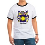 Abraham Coat of Arms Ringer T