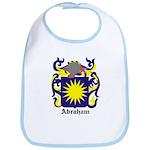 Abraham Coat of Arms Bib