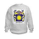Abraham Coat of Arms Kids Sweatshirt