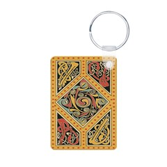 Celtic Gold Keychain
