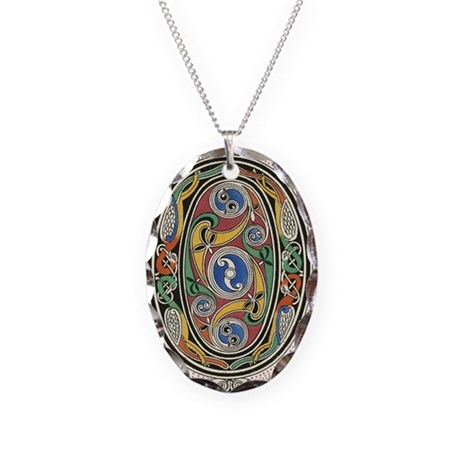 Beltany Necklace Oval Charm