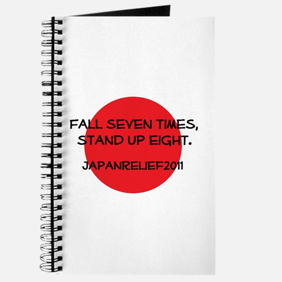 Fall Seven Times, Stand Up Eight - Journal