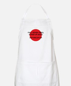 Fall Seven Times, Stand Up Eight - Apron