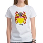 Abney Coat of Arms Women's T-Shirt