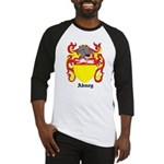 Abney Coat of Arms Baseball Jersey