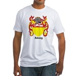 Abney Coat of Arms Fitted T-Shirt