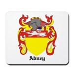 Abney Coat of Arms Mousepad