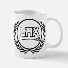 Lax Logo Mug