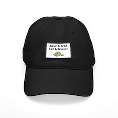 Eat a Beaver Baseball Hat