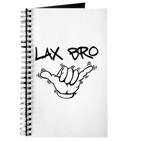 Hang Loose Lax Bro Journal