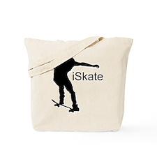 iSkate Tote Bag