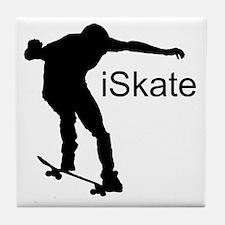 iSkate Tile Coaster