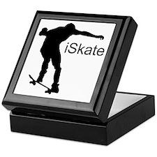 iSkate Keepsake Box