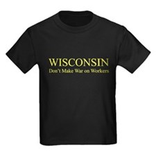 Wisconsin: Don't Make War on T