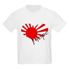 Japan Hope Heart T-Shirt