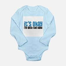 I'm with the Band Long Sleeve Infant Bodysuit