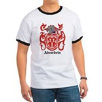 Aberrdein Coat of Arms Ringer T