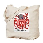 Aberrdein Coat of Arms Tote Bag