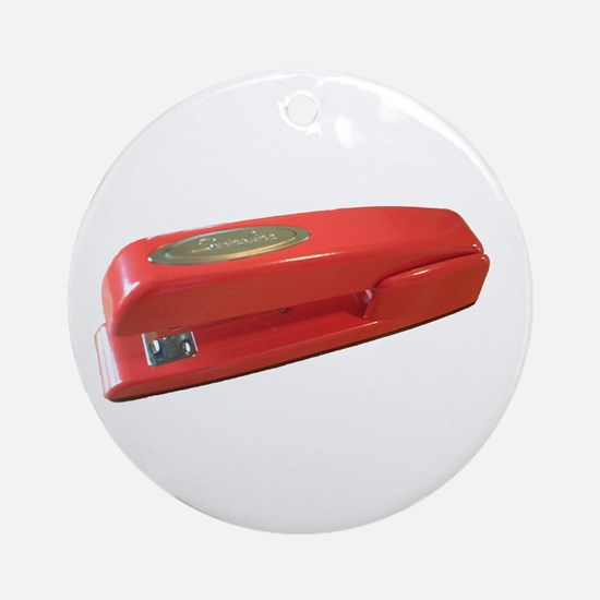 stapler Ornament
