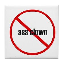 no ass clown Coaster