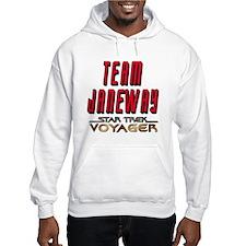 Team Janeway Star Trek Voyager Hoodie