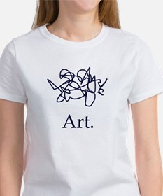 Art (2) Women's T-Shirt
